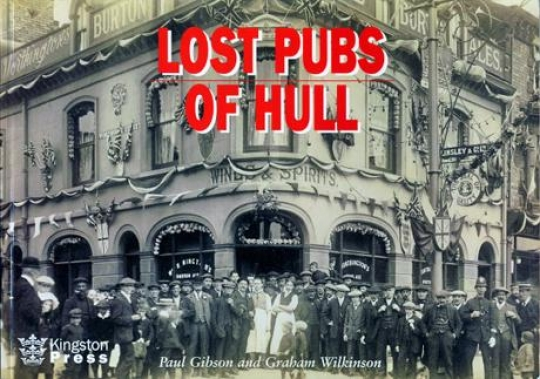 Lost Pubs of Hull book cover