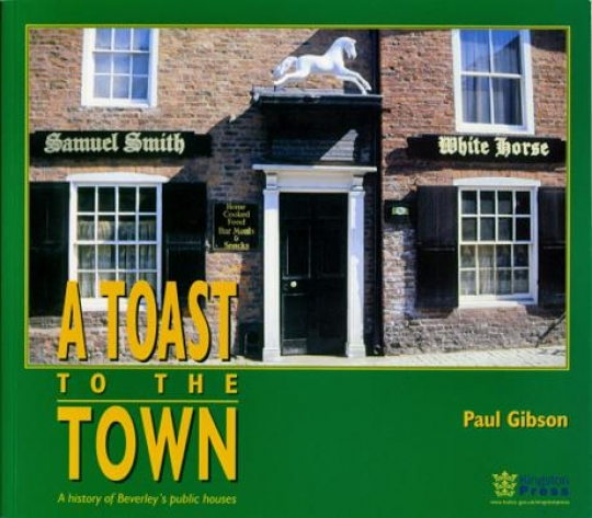 A Toast to the Town book cover