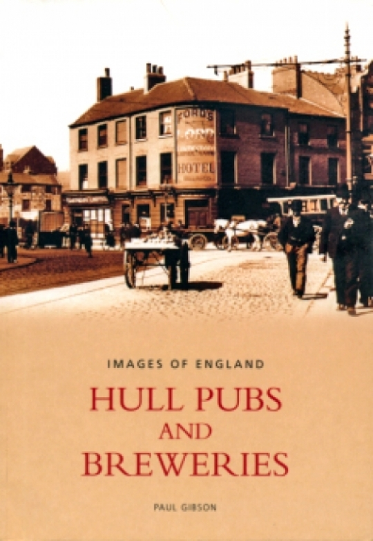 Hull Pubs and Breweries book cover