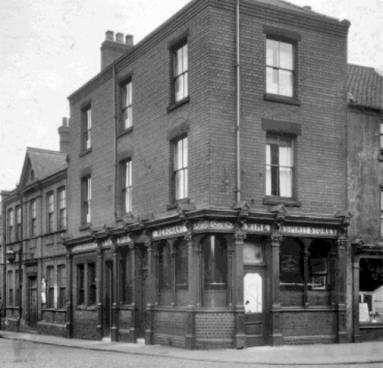 Lost Pubs Of Hull M To O